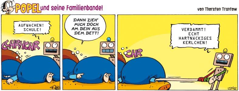 Comic Popel von Thorsten Trantow bei der Rätselschmiede